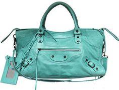 Turquoise Balenciaga