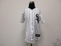 Majestic Chicago White Sox Paul Konerko #14 Baseball Jersey sz Youth S Small MLB #Majestic #ChicagoWhiteSox #tcpkickz