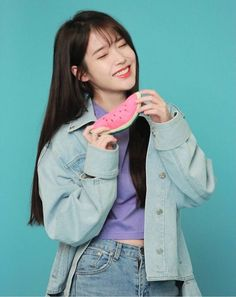 Find images and videos about kpop, k-pop and icon on We Heart It - the app to get lost in what you love. Korean Actresses, Korean Actors, Iu Fashion, Korean Fashion, Korean Girl, Asian Girl, Korean Celebrities, Ulzzang Girl, Korean Singer