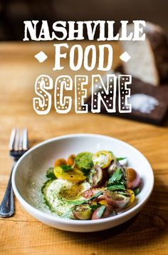 Nashville Food Scene: While Nashville has long been known for its expansive music scene, the talent and creativity of its culinary scene has recently put Nashville on the map. Nashville's creative spirit has certainly infiltrated into its kitchens, turning them into the chef's studio. From Southern fare to haute cuisine to quite literally everything in between, Nashville's palate offers it all.