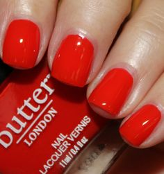 butter LONDON Ladybird