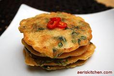 Spinach JangTteok | Aeri's Kitchen | Cooking Korean Recipes & Food