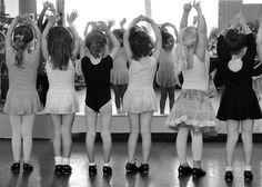 Pre-Ballet/Tap Class - Fall 2011