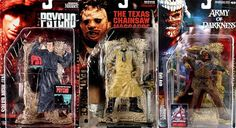 Giocattoli horror Mcfarlane toys movie maniacs