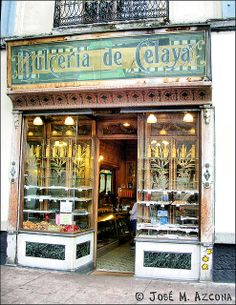 Dulcería Celaya. Celaya is one of the largest cities in Guanajuato famous for their Cajeta that is a goat's milk caramel.