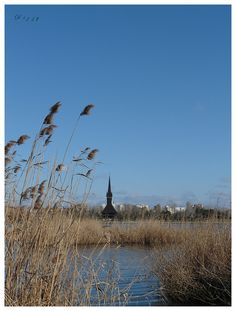 Wooden #church on the shore of the Tabacariei Lake in #Constanta, #Romania by dizzy87rr, via Flickr