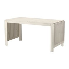 Applaro Outdoor Drop-leaf Table | 15 Affordable Ikea Patio Furniture And Decor