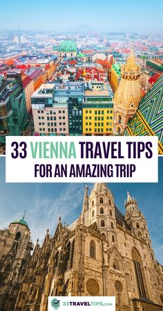 33 Vienna Travel Tips for an Amazing Trip. If you love exploring cities offering glamorous cultural events, unique traditions, and delectable cuisine, this guide with 33 Vienna travel tips will help you enjoy The City of Music in the best way possible. Click to learn more! Vienna Travel Guide   Vienna Travel Things to do   Vienna Travel Tips Amazing Destinations, Travel Destinations, City Pass, Countries To Visit, Travel Things, Cultural Events, Europe Travel Guide, Public Transport, Day Trips