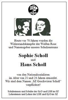 Geschwister Scholl - Berufbildende Schulen Sophie Scholl Bremerhaven