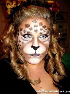 halloween leopard cat costumes