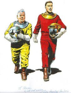 Dan Dare - Another Site!