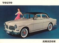 The old volvo 122 just looks cool...