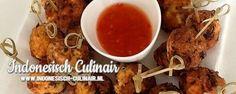 Perkedel Tahu Dua - Indonesisch recept | m.indonesisch-culinair.nl