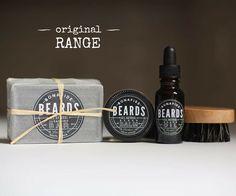 Bonafide Beards - Startup Pack – Original Scent  Your 4 easy steps to Beard…