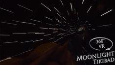 Tikibad 2019 Moonlight 360° VR POV Onride