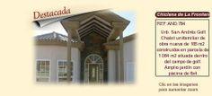 AND784 Urb. San Andrés Golf. Chiclana de la Frontera. Cádiz.  Chalets en venta.