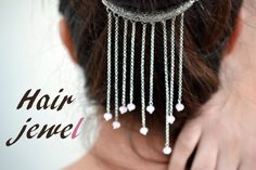 Hair Jewels {Diy Project}