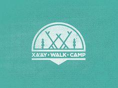 XA'AY camp logo.