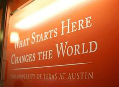 Texas' tagline - WHAT STARTS HERE CHANGES THE WORLD - is completely in sync with my belief in changing the society for the better with my work. Because of my experience in community service and promoting sustainability by encouraging people to be eco-friendly, I strongly feel that I can make a great contribution to Texas NetImpact. That is why I feel that the Texas MBA would be the perfect place for me to grow personally and professionally.