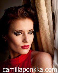 Photographer: Jussi Lopperi Camilla, Septum Ring, Photoshoot, Makeup, Artist, Model, Hair, Fashion, Make Up