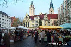 Ingolstadt, Bavaria, Germany
