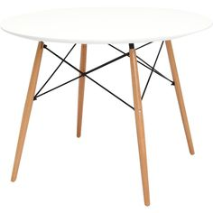 Mambo Dining Table - Starting at $17/mo. One of the new dinging room items available with free delivery, set-up and installation from Feather.