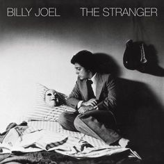 Another great album from my youth. I remember when The Stranger album came out. My favorite Billy Joel album. Rock Album Covers, Classic Album Covers, Music Album Covers, Best Album Covers, Lps, The Stranger Album, Vienna Billy Joel, Billy Joel Lyrics, Movin Out