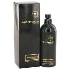 Montale Boise Vanille by Montale Eau De Parfum Spray 3.3 oz (Women)