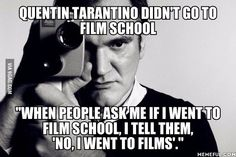 Badass Tarantino is badass - 9GAG