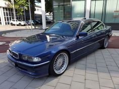 Unieke Alpina te koop in Nederland Weird Cars, Crazy Cars, Bmw E38, Bmw Alpina, Bmw 7 Series, Bmw Classic, Bmw Cars, Mens Clothing Styles, Cars And Motorcycles