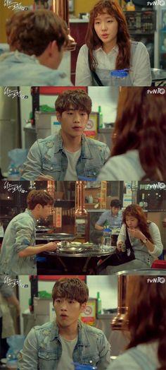 [Spoiler] 'Cheese in the Trap' Seo Kang-joon warns Kim Go-eun-I to be careful with Park Hae-jin @ HanCinema :: The Korean Movie and Drama Database