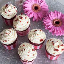 Lara's Red Velvet Cupcakes
