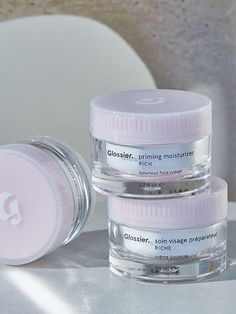 priming moisturizer rich! 20% off and free shipping over $30 @glossier