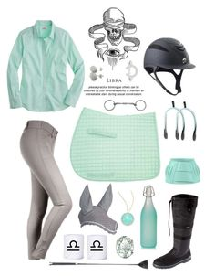 """Zodiac: Libra"" by equine-couture ❤ liked on Polyvore featuring J.Crew, DUBARRY, ASPCA, Suzanne Kalan and Sarah Kosta"
