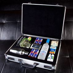 The Swagger Man is Always Prepared - The Swag Survival Kit #SwaggerMan #Swag