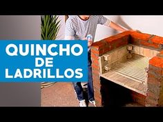 ¿Cómo hacer un quincho con bloques de concreto? - YouTube