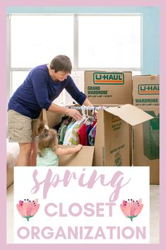 Bring on the warm weather clothes! But first…store your winter clothes away properly using our handy dandy wardrobe boxes👍 Click through to learn more about storing winter clothes with U-Haul Wardrobe Boxes. Wardrobe Boxes, Small Wardrobe, Wardrobe Closet, Warm Weather Outfits, Winter Outfits, Moving Truck Rental, Large Wardrobes, Ups Shipping