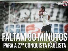 Uma vitória pequena do Corinthians diante do Santos