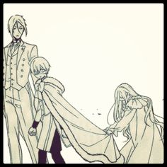 Sebastian ciel sieglinde
