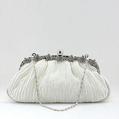 XIU Elegante Moda Diamante Decorado saco de noite – BRL R$ 35,88