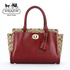 coach handbag  $228.00 http://www.vipbagsmall.com/