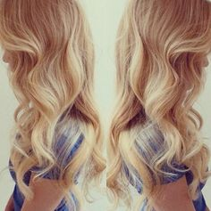 i love the waves in her hair! wish i could have that beautiful of waves!