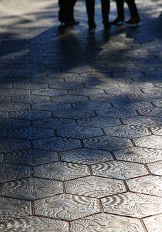 """Modernist mosaic"" by Lluís Carro, via 500px."