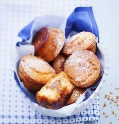Muffins « cœur fondant » au caramel au beurre salé - Marie Claire Idées