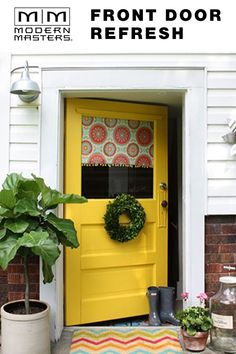 Exterior Front Doors, Exterior Siding, Exterior Colors, Entry Doors, Front Entry, Garage Doors, Front Door Paint Colors, Painted Front Doors, Ikea Hacks