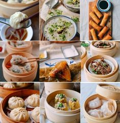 Dim Sum is a Chinese meal of small dishes, shared with hot tea, usually around brunch time. Browse our Dim Sum recipes for many of your favorite dishes! Wok Of Life, Asian Appetizers, Pork Buns, Woks, Dim Sum, Other Recipes, Recipe Collection, Chinese Food, Brunch
