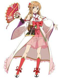Samurai, Android Art, Sword Art Online Wallpaper, Anime Stars, Sword Art Online Asuna, Kirito Asuna, Familia Anime, Character Wallpaper, Art Studios