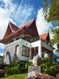 Villa Riva Bang Por, Koh Samui, Thailand Contact allproperty@devant.no for more info. #thailand #property #luxury #travel