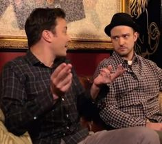 Justin Timberlake and Jimmy Fallon are here to remind you hashtags are silly
