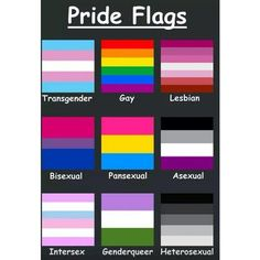 Pride flag ❤ liked on Polyvore featuring lgbt